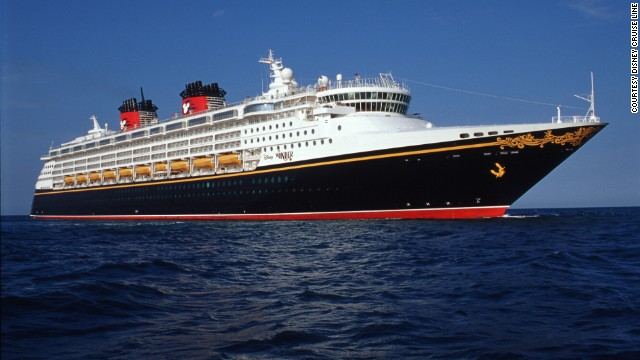 "The ""Disney Wonder"" cruise ship picked up 12 suspected migrants, the U.S. Coast Guard said."