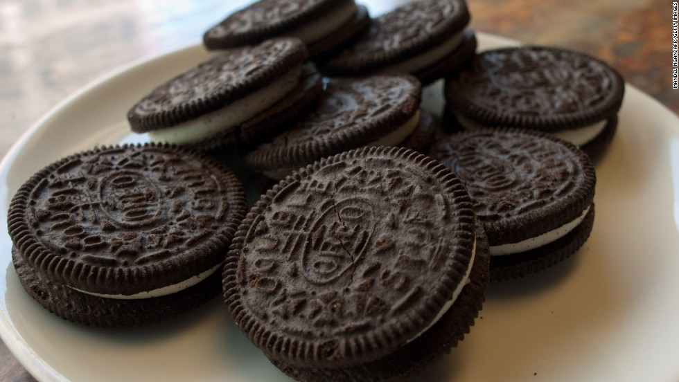 "Oxfam praises Mondelez on women's rights, but says: ""Mondelez owns Cadbury and Oreo, but its business behavior is less than sweet. It performs poorest on climate change and struggles on water, transparency and land rights."""