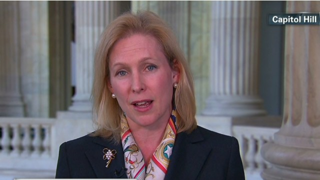 Sen. pushes military sexual assault bill