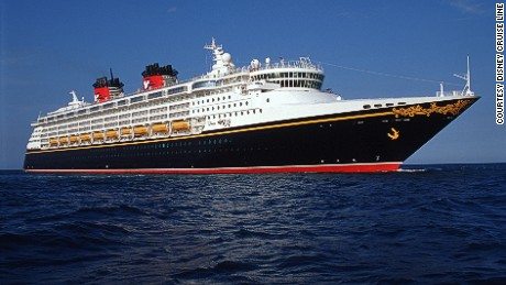 The Disney Wonder embodies the Disney Cruise Line tradition of blending the elegant grace of early 20th century transatlantic ocean liners with contemporary design to create a stylish and spectacular cruise ship. On the Disney Wonder, adults find relaxation and indulgence, children engage in magical adventures and families create memories together. (©Disney)