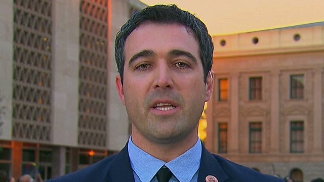 Rep.: Veto 'a wake-up call for Arizona'