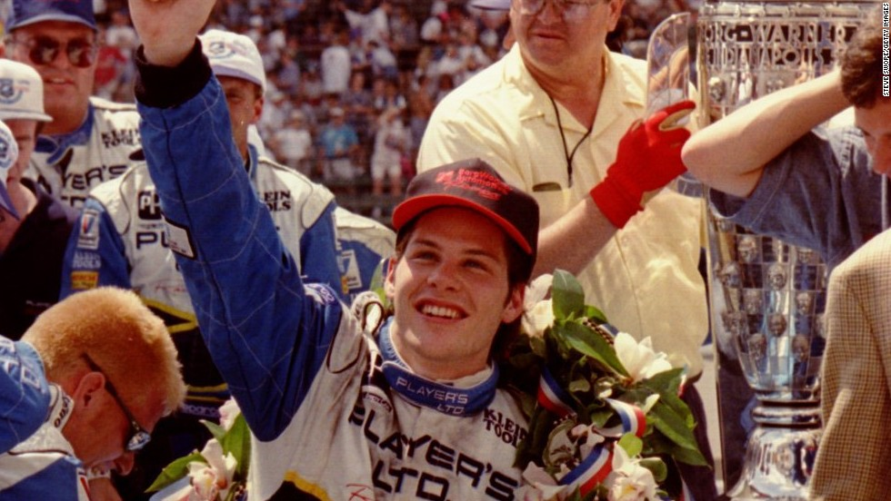 A teenage Jacques picked up his father's mantle and began racing. His first major success came on U.S. soil when, in 1995, he became the first Canadian to claim the Indy 500 after recovering from a mid-race penalty at the Brickyard.