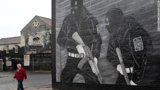 Decades of violence in Northern Ireland was largely ended in 1998 with the Good Friday Agreement.