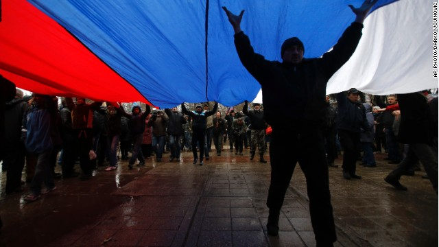 Ukraine faces threats of secession