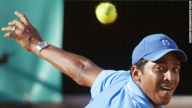 India's Mahesh Bhupathi is the man behind tennis' International Premier Tennis League.