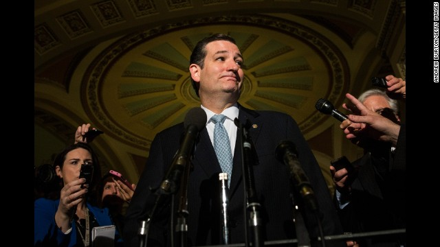 Cruz: Cochran victory 'appalling'