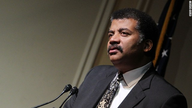 Neil deGrasse Tyson on new planets