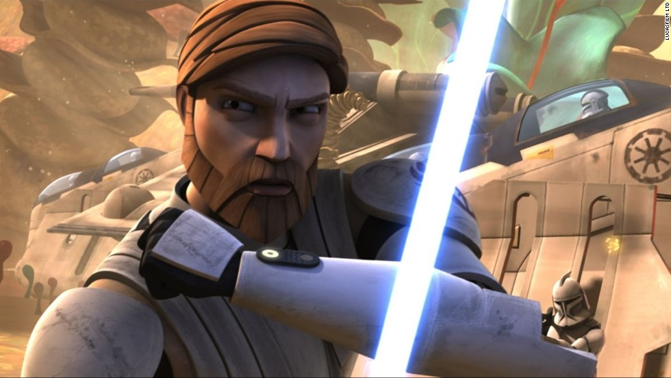 "2008's ""Star Wars: The Clone Wars"" should thrill fans of the franchise."