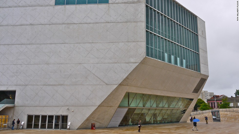 The first concert in the Casa da Música took place one day before the official inauguration by the Portuguese president on April 15, 2005.The building is home to the National Orchestra of Porto. <strong>Architect: </strong>Office for Metropolitan Architecture.