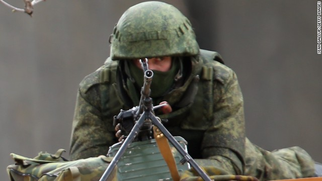 Russia OKs military force in Ukraine