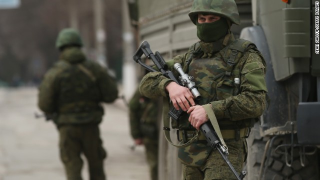 Kiev: Russia's move is direct aggression