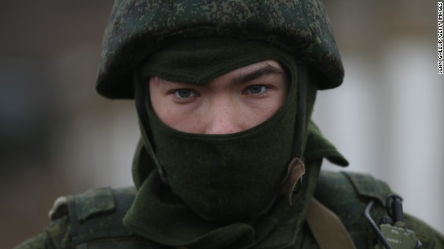 U.S. official: Russian forces have control
