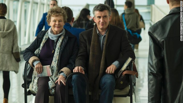 "Best picture nominee: ""Philomena"""
