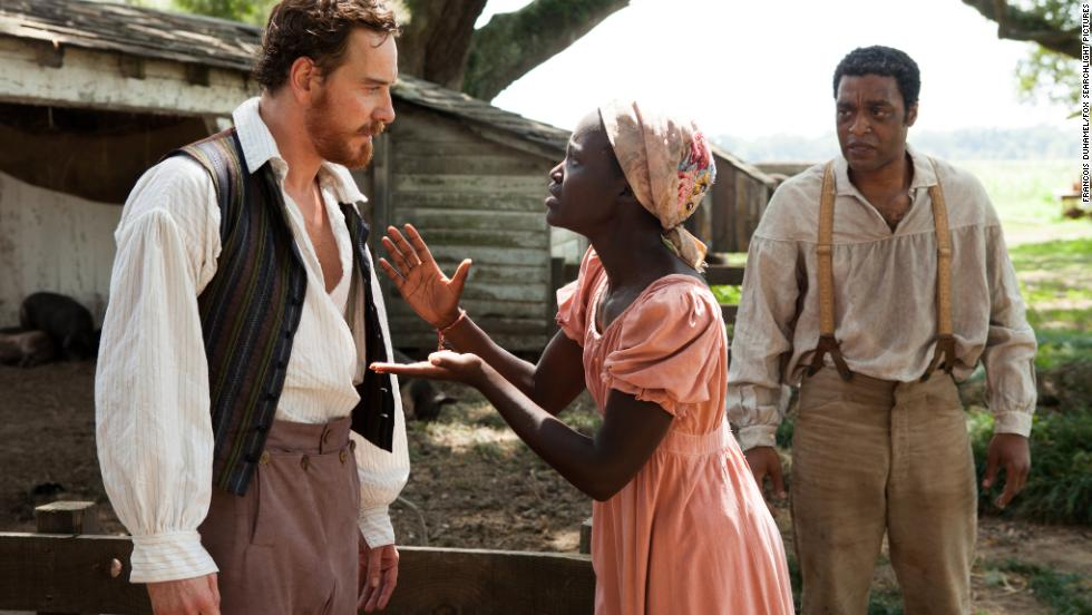 "<strong>Best picture:</strong> ""12 Years a Slave"""