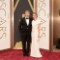22 oscars red carpet - Harrison Ford and Calista Flockhart