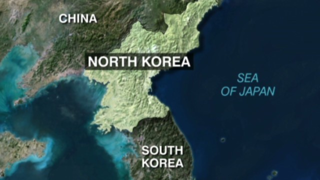 North Korea fires missiles