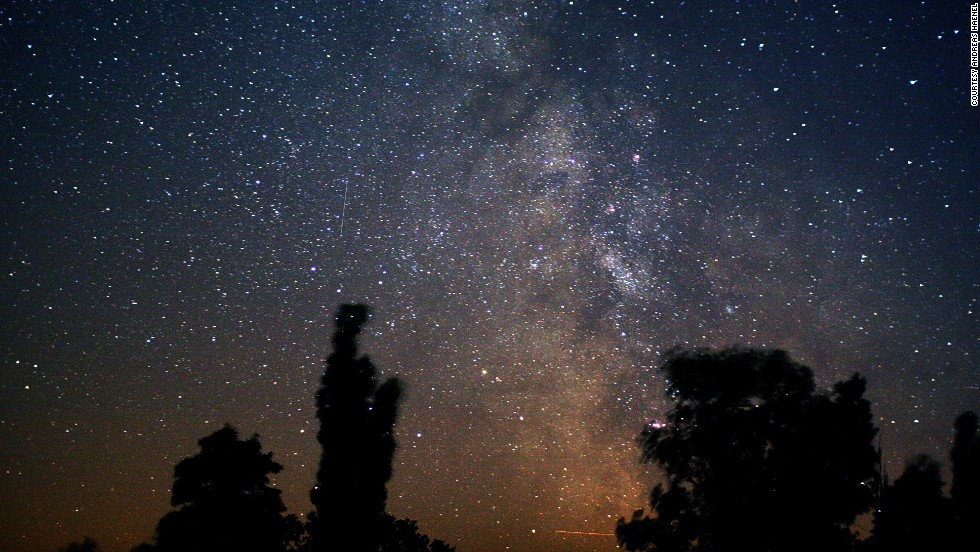 Dark Skies Best Places In The World To Stargaze CNN Travel - Us dark skys map