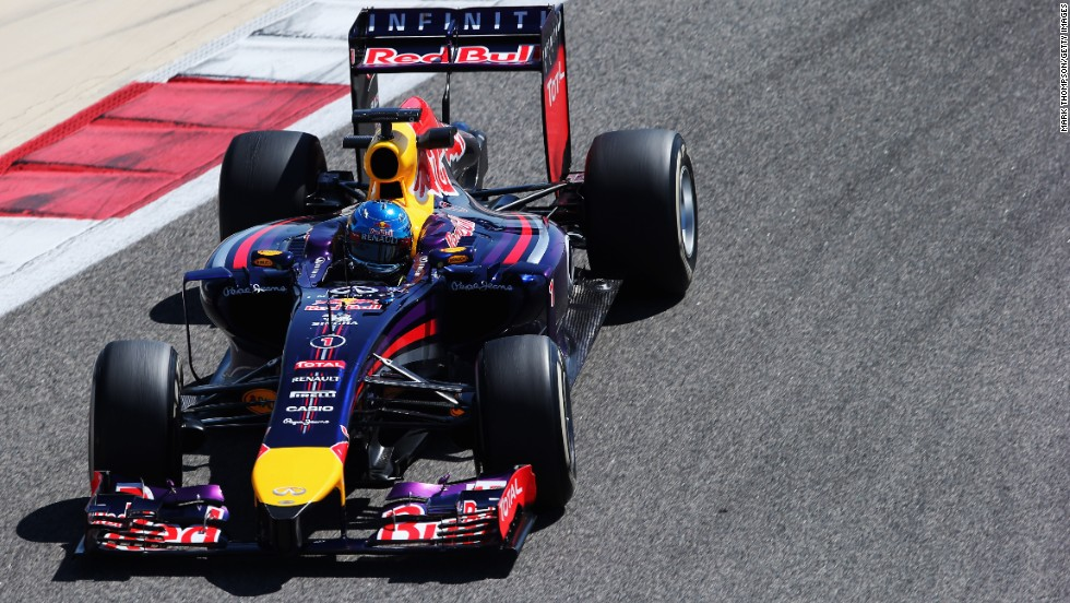 Red Bull and Sebastian Vettel has endured a frustrating preseason ahead of the 2014 Formula One world championship. Only Lotus have completed fewer laps than Red Bull during preseason, casting doubt over whether Vettel can defend his title ahead of the year's first grand prix in Melbourne on March 16.