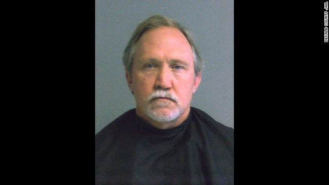 "McGill is being held on a charge of Electronic Pornography & Child Exploration Prevention, after being arrested as part of a larger sting, called ""Operation Broken Heart."" McGill has been suspended as the principal of Mt. Carmel Elementary School in Douglas Co., Georgia."