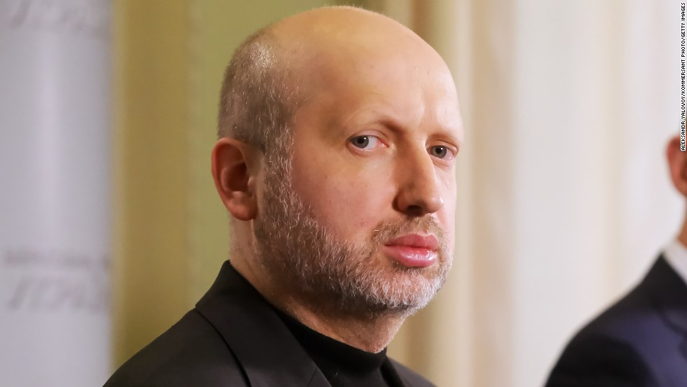 <strong>Ukrainian President Olexander Turchynov: </strong>Turchynov became acting president of Ukraine after Yanukovych's ouster. Like Prime Minister Arseniy Yatsenyuk, he has warned that any Russian military intervention would lead to war.