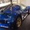 toyota factory tour blue racecar