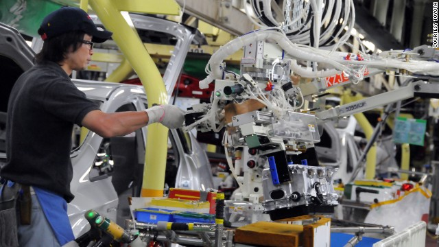 """Within Toyota, the Motomachi factory is referred to as """"the mother plant."""""""