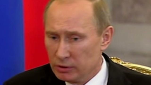 Is Vladimir Putin paranoid?