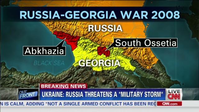 How far will Putin go in Ukraine?