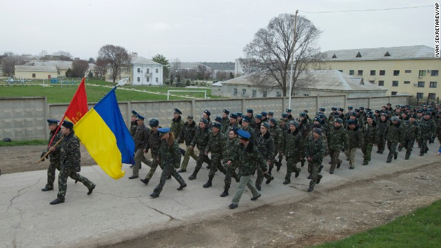 Would Ukraine's military stand a chance?