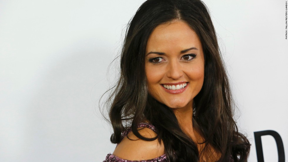 Like Cameron Bure, Danica McKellar is a former child star who's ready to show her moves in the ballroom. She'll dance with Valentin Chmerkovskiy.