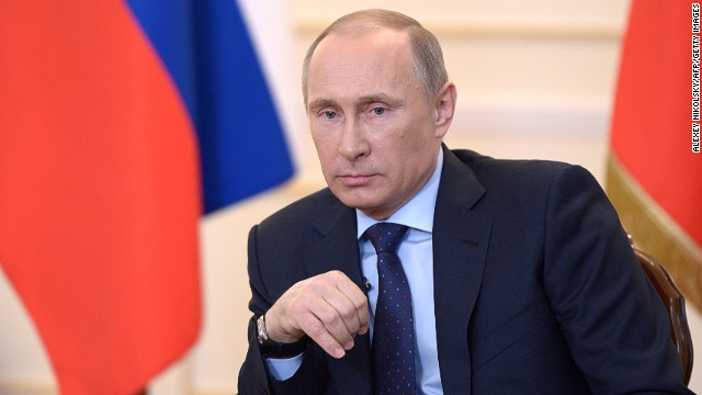 Putin: Military force is 'last resort'