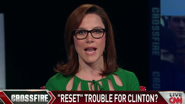 Cupp: Kerry's cleaning up Hillary's mess