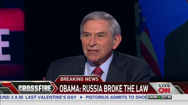 Crossfire Wolfowitz urges Obama to cancel G8 trip_00001015.jpg