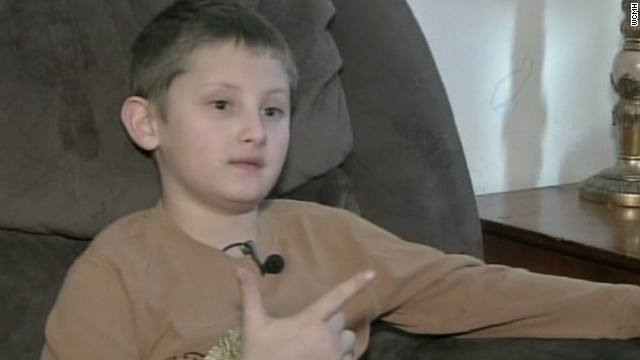 10-year-old suspended for finger gun