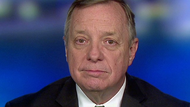 Durbin: Americans don't want another war