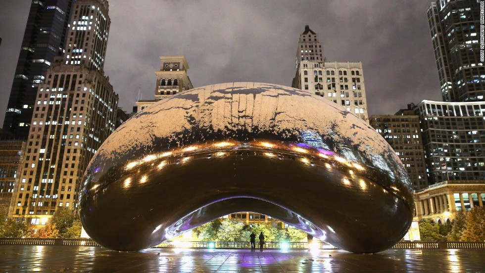 Chicago, according to the report, is both one of the fastest growing regions for tech start-ups, and one of the most undervalued by venture capitalists. The city, however, is one of the more progressive, and is an especially good spot for female businesswomen -- 30% of business founders are female in Chicago, compared with 18% globally.