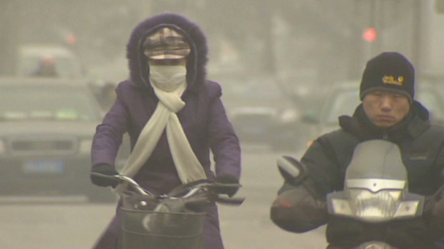 China tackles 'airpocalypse'