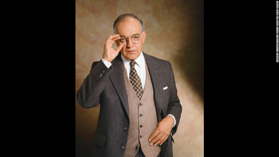 richard dysart photos