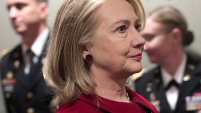 Report: Clinton compares Putin to Hitler