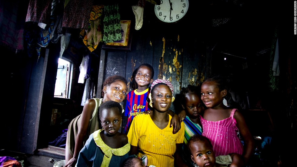 Twenty five years later, Mama Makoko, 53, as she is now fondly called, has trained thousands of children in formal education.