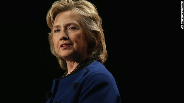 Clinton compares Russia to Nazi Germany