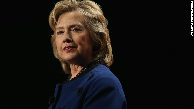 Hillary Clinton's first gaffe of 2016?