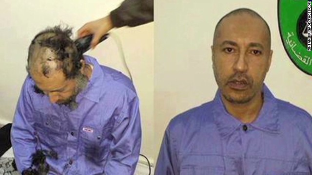 Gadhafi's son extradited to Libya