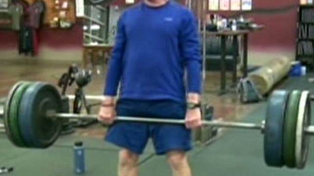 'CrossFitter' pushes sport's limit