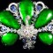 hong kong jewelry show jade pendant