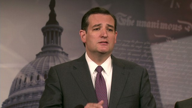 Cruz: They didn't sign up to be assaulted