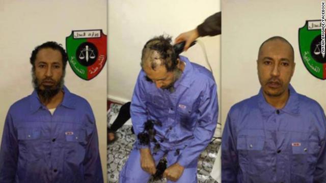 Former lawyer for Saadi Gadhafi speaks