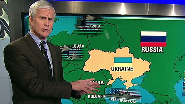 America's military options in Crimea