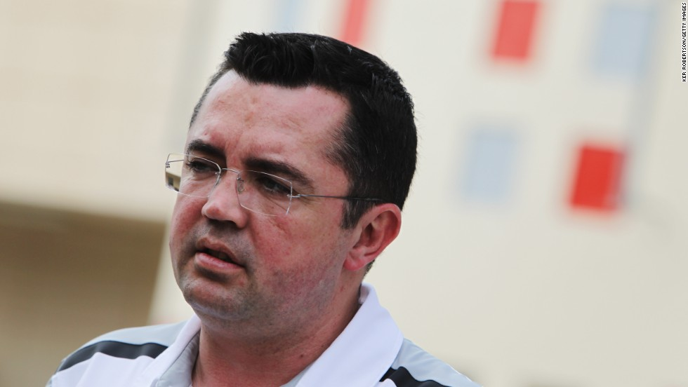 Changes have also taken place off the grid, with Eric Boullier (pictured) leaving Lotus to become race director at McLaren, which is yet to replace team principal Martin Whitmarsh.