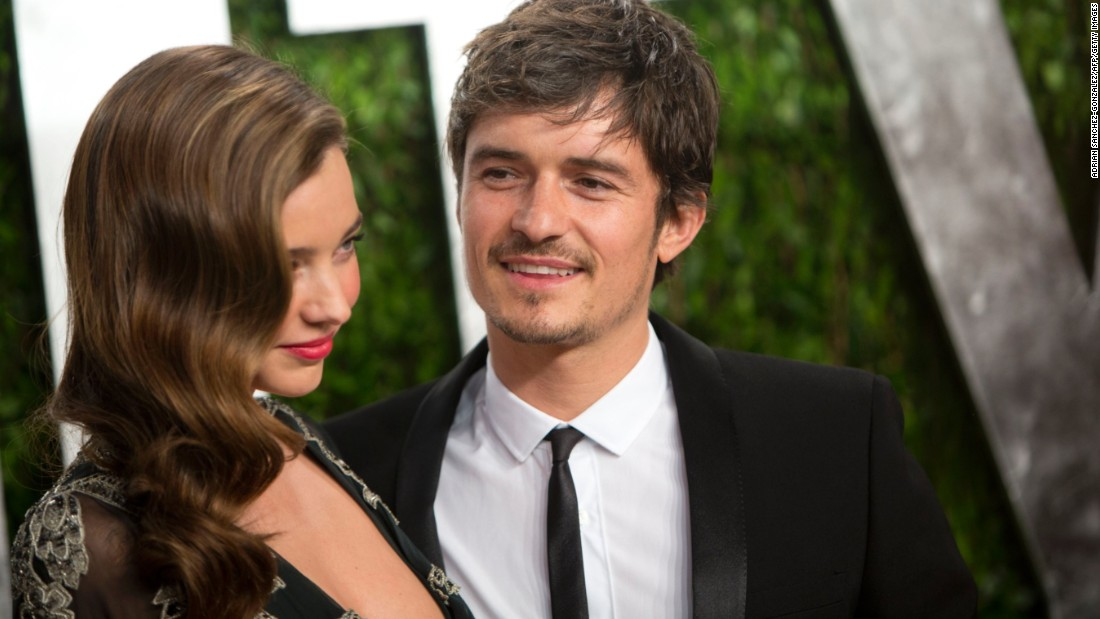 "With Miranda Kerr and Orlando Bloom being the type to write love letters to one another -- and <a href=""http://marquee.blogs.cnn.com/2011/11/04/miranda-kerr-orlando-framed-our-love-letters/?iref=allsearch"" target=""_blank"">Bloom being the kind of romantic who would frame them</a> -- we definitely did not see <a href=""http://www.cnn.com/2013/10/25/showbiz/celebrity-news-gossip/orlando-bloom-miranda-kerr-separate/index.html?iref=allsearch"" target=""_blank"">their 2013 breakup coming</a>. Yet according to Bloom, he and Kerr -- whom he married in 2010 after a three-year courtship -- <a href=""http://marquee.blogs.cnn.com/2013/11/01/orlando-bloom-opens-up-about-breakup/?iref=allsearch"" target=""_blank"">still love each other</a>, even if it's only as parents to their young son, Flynn."